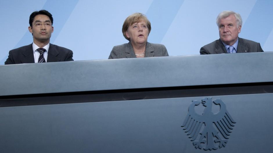 CSU-Landesgruppe will Koalitionsausschuss vor der Sommerpause