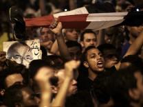 Präsidentschaftswahl in Ägypten