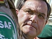 Kundus-Affäre Afghanistan Bundeswehr AP