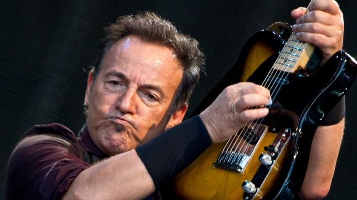 """Biografie """"Bruce"""" über das Lebenswerk von Bruce Springsteen"""