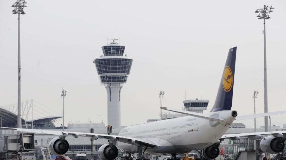 Muenchens Flughafen wird 20 Jahre alt