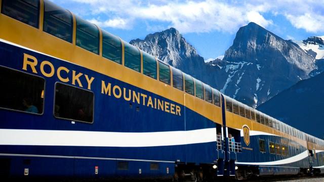 Themendienst Reisen: Wie eine Kreuzfahrt auf Schienen