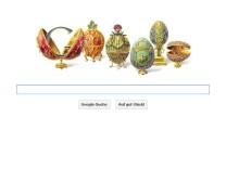 Peter Carl Fabergé, Google Doodle