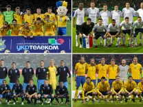 EURO 2012 - Gruppe D