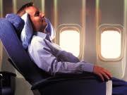 Flugzeug Passagier Sitz Business Class Eonomy Class, Britih Airways/dpa
