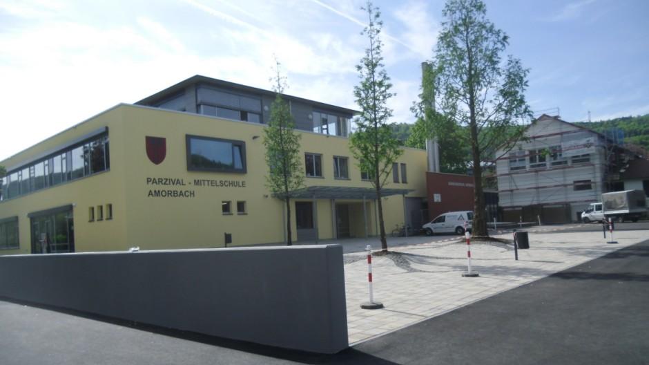 Mittelschule Schulflucht aus Bayern