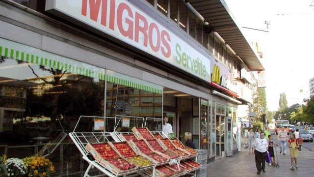 MIGROS IN GENF