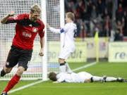 Lars Bender, Reuters, Leverkusen, Tor, Frankfurt Eintracht, bayer
