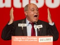 Bundesparteitag der Linken