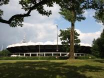 Die Event Arena im Olympiapark.