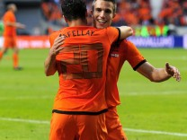 Soccer friendly - Netherlands vs Northern Ireland