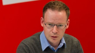 PK Die Linke - Matthias Höhn