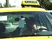 Taxi, Bagdad, AP