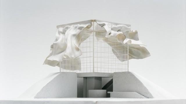 Architektur Architektur-Ausstellung in Frankfurt