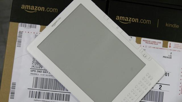 Amazon Begins Shipping New Kindle-DX