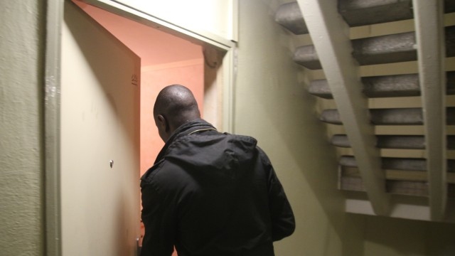 Yahya ould Brahim Ex-Sklave Paris