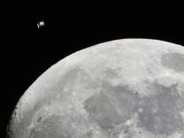 Mond Oberfläche