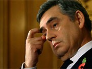 Gordon Brown, Getty Images