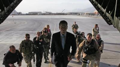 Karl-Theodor zu Guttenberg Bundeswehr in Afghanistan
