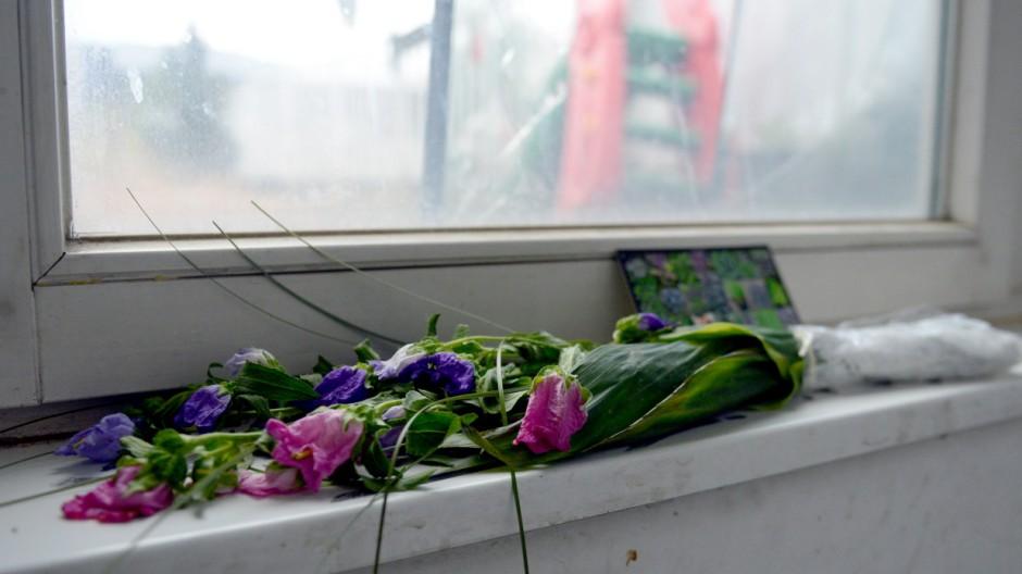 Trauer nach tödlichem Ehestreit