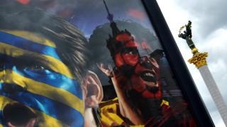 Ukraine Poland Fußball EM