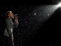 Coldplay concert in Porto