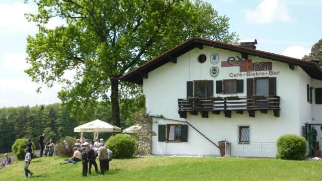 Ausflugsziele Bayern Café Extra, Penzberg