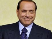 Berlusconi; AFP