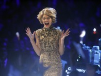 Finale der Fernsehshow 'Germany's next Topmodel'