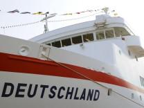 """Bundesregierung warnt vor Ausflaggen des ZDF-´Traumschiffs"""""""