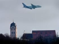 Flughafen München dritte Startbahn Bürgerentscheid