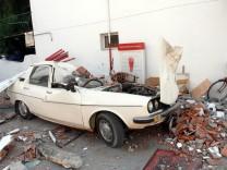 6.0 magnitude earthquake in Turkey