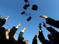 32nd Graduation Ceremony at Al - Najah University