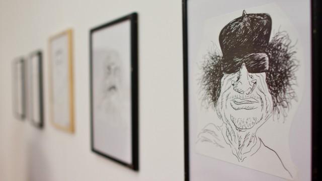 Arabische Comic-Szene beim Erlanger Comic-Salon