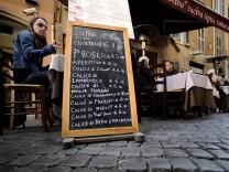 Trinkgeld Urlaubsländer Italien