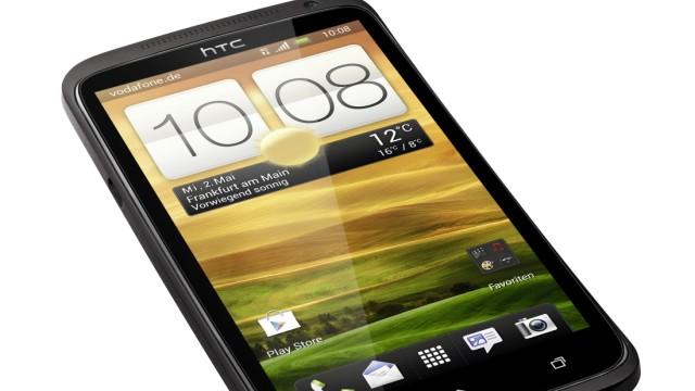 HTC Vierkern-Smartphone im 24-Stunden-Test