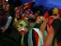 Public Viewing Deutschland - Portugal