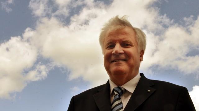 Horst Seehofer CSU-Vorsitzender