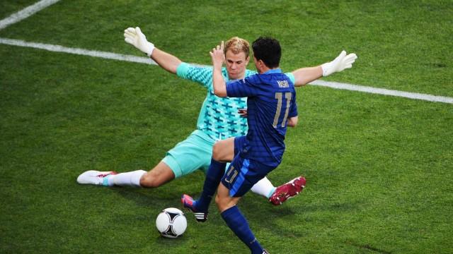 France v England - Group D: UEFA EURO 2012