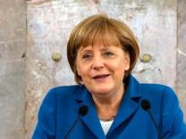 Festakt zur Verabschiedung von Frankfurts Oberbuergermeisterin Roth