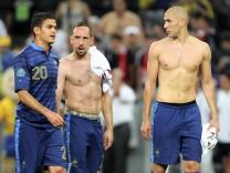 Euro 2012: Frankreich - England