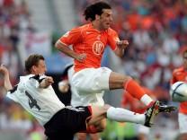 Nistelrooy Wörns Fußball-EM Europameisterschaft EM