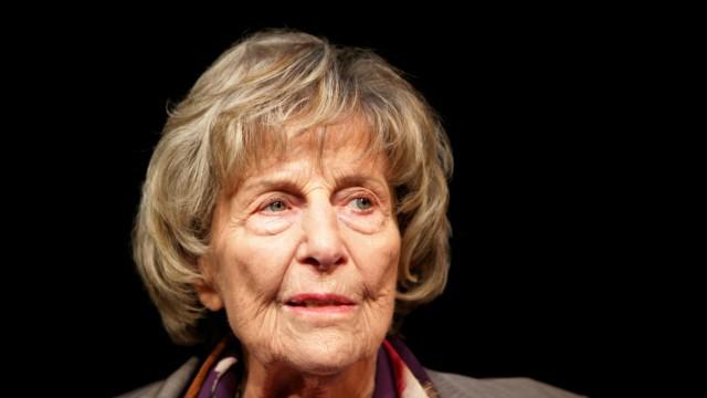 Margarete Mitscherlich ist tot