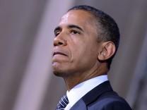 US-Präsident Barack Obama Pew