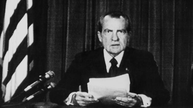 Die Watergate-Affäre