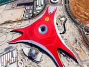 Auto-Extreme in den Emiraten