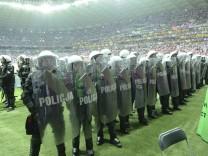 Fußball-EM, Poland vs Russia
