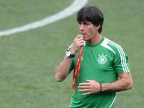 EURO 2012 - Abschlusstraining Deutschland