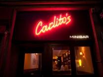 CarlitoÕs Minibar