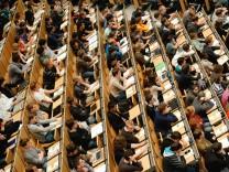 Studienbedingungen an Eliteuniversitäten